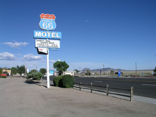 2004 Route 66 USA
